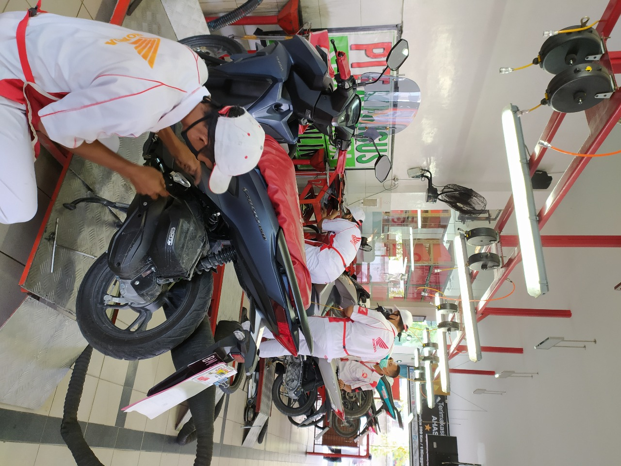Honda Ajak Konsumen Manfaatkan Program Service