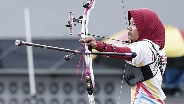 Panah Indonesia Optimis Emas di Olimpiade Tokyo