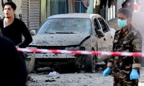 Wagub Kabul Tewas dalam Ledakan Bom, Banyak Pembunuhan Termasuk Jurnalis