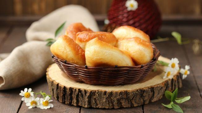 Intip Resep Roti Krim Custard Tanpa Oven
