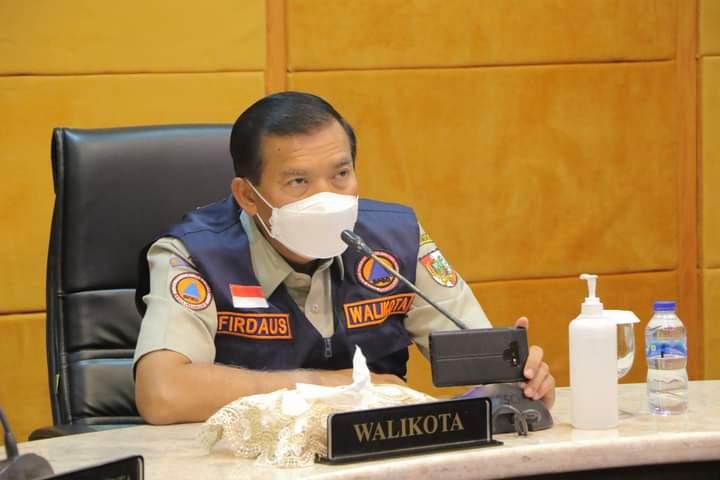 Hasil Tracing Termasuk Penentu Turun Level PPKM di Pekanbaru