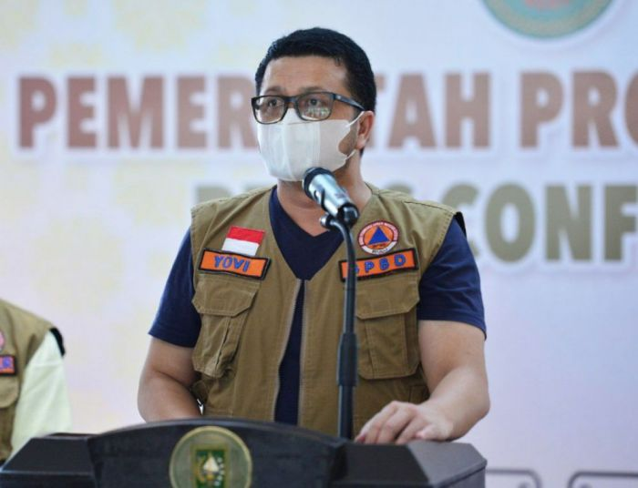 Satgas Covid Riau Catat Selama April 2021 Angka Kasus Terburuk
