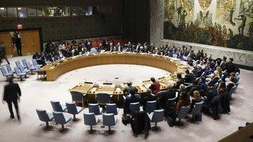 Amerika Blokir Rapat DK PBB soal Israel-Palestina