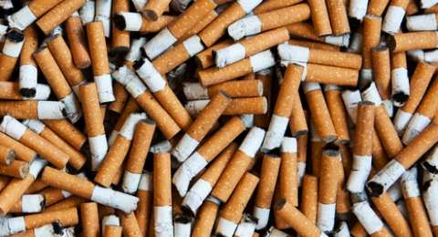 Pemerintah Naikkan Tarif Cukai Tembakau