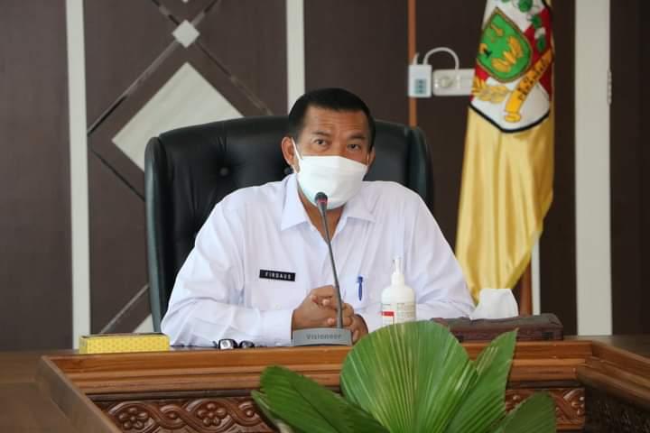 Walikota Target Pekanbaru PPKM Level 1