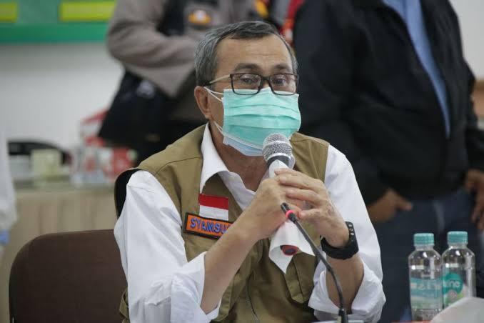 Riau Tidak termasuk dalam PPKM Darurat